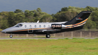 PR-DSX - Beechcraft 400A Beechjet - Private