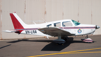 VH-LRA - Piper PA-28-151 Cherokee Warrior - Private