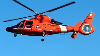 6596 - Aérospatiale MH-65D Dolphin - United States - US Coast Guard (USCG)