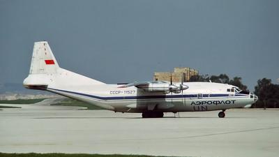CCCP-11527 - Antonov An-12B - Aeroflot