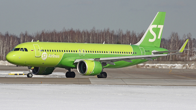 A picture of VQBTL - Airbus A320271N - S7 Airlines - © Airyura