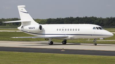 N904TF - Dassault Falcon 2000EX - Private