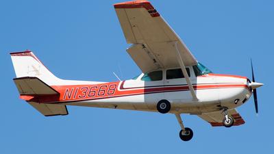 N13668 - Cessna 172M Skyhawk - Private