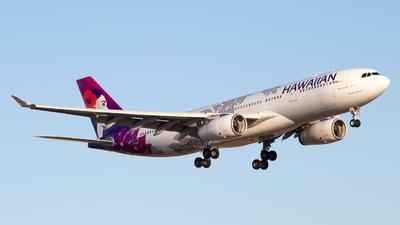 A picture of N382HA - Airbus A330243 - Hawaiian Airlines - © Sean Acie