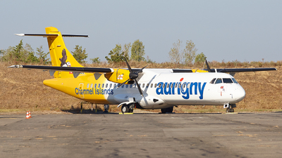 HB-ALQ - ATR 72-202 - Aurigny Air Services