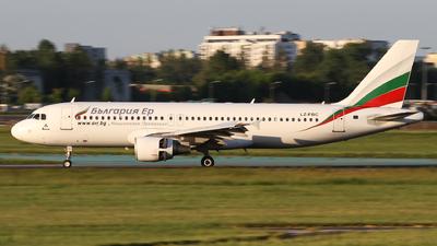 LZ-FBC - Airbus A320-214 - Bulgaria Air