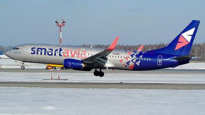 A picture of VQBBV - Boeing 73786N - Smartavia - © Timofey Panteleev