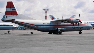 RA-11886 - Antonov An-12 - Norilsk Avia
