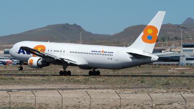 TF-FIB - Boeing 767-383(ER) - AV8air (Loftleiðir Icelandic)