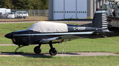 C-GUDF - Grumman American AA-1B Trainer - Private