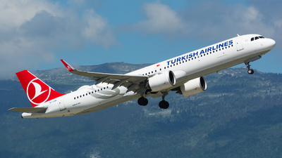 A picture of TCLSK - Airbus A321271NX - Turkish Airlines - © Jeremy Denton
