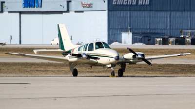 N2608B - Beechcraft 95-A55 Baron - Private