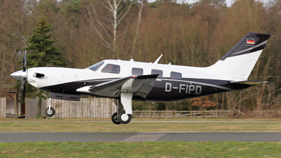 D-FIPD - Piper PA-46-M600 - Piper Aircraft
