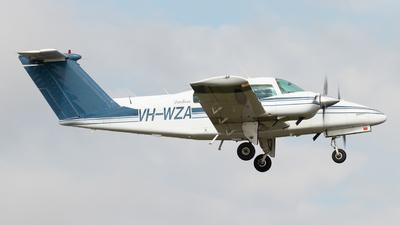 VH-WZA - Beechcraft 76 Duchess - BAE Systems Flight Training