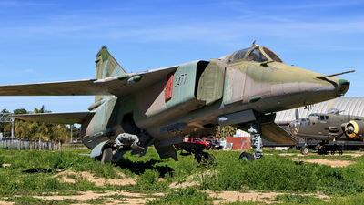 5477 - Mikoyan-Gurevich MiG-23BN Flogger H - Czechoslovakia - Air Force