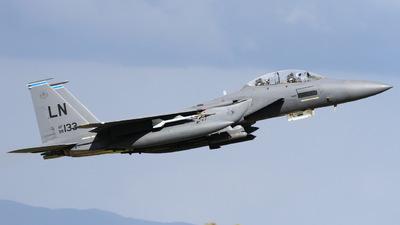 98-0133 - Boeing F-15E Strike Eagle - United States - US Air Force (USAF)