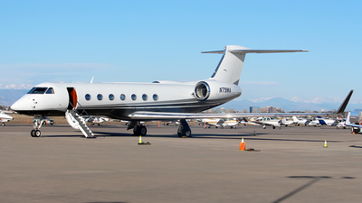 N79MA - Gulfstream G-V - Private