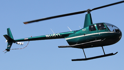 N118YL - Robinson R44 Clipper II - Executive Helicopters
