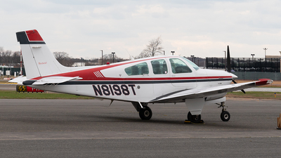 A picture of N8198T - Beech F33A Bonanza - [CE1723] - © Luis Bastardo