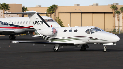 N403CM - Cessna 510 Citation Mustang - Cessna Aircraft Company