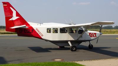 D-EOLF - Gippsland GA-8 Airvan - OFD - Ostfriesischer Flugdienst