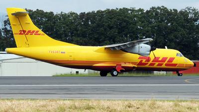 YV638T - ATR 42-300(F) - DHL (Vensecar Internacional)