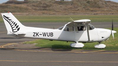 A picture of ZKWUB - Cessna 172R Skyhawk - Air Arabia Abu Dhabi - © Jordan Elvy