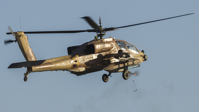 815 - Boeing AH-64D Peten - Israel - Air Force