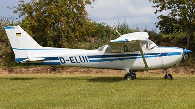 D-ELUI - Reims-Cessna F172N Skyhawk - Private