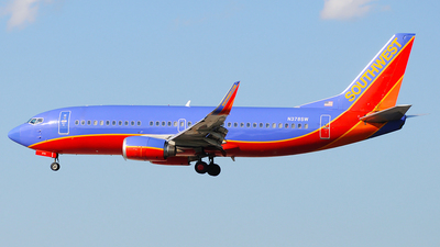 N378SW - Boeing 737-3H4 - Southwest Airlines