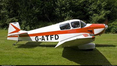 G-ATFD - Jodel DR1050 Ambassadeur - Private