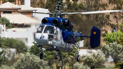 EC-JAK - Kamov Ka-32A-11BC - Inaer