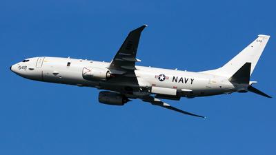 169549 - Boeing P-8A Poseidon - United States - US Navy (USN)