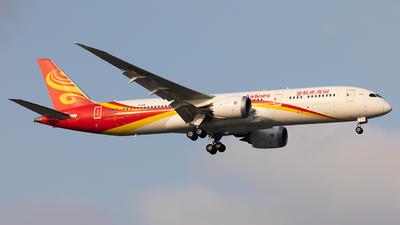 B-1138 - Boeing 787-9 Dreamliner - Hainan Airlines