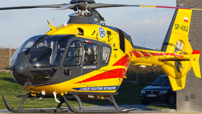 SP-HXU - Eurocopter EC 135P2+ - Poland - Medical Air Rescue