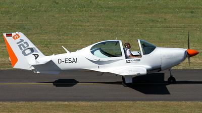 D-ESAI - Grob G120A - Private