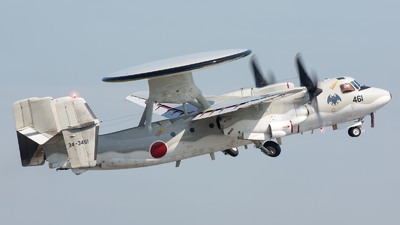 34-3461 - Grumman E-2C Hawkeye - Japan - Air Self Defence Force (JASDF)