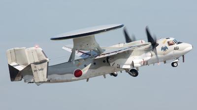 34-3461 - Grumman E-2C Hawkeye - Japan - Air Self Defence Force (JASDF)