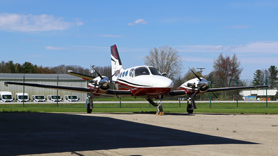 N80PM - Cessna 425 Corsair - Private