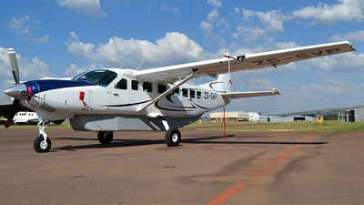 ZS-SVP - Cessna 208B Grand Caravan - Private