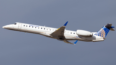 N41104 - Embraer ERJ-145XR - United Express (ExpressJet Airlines)