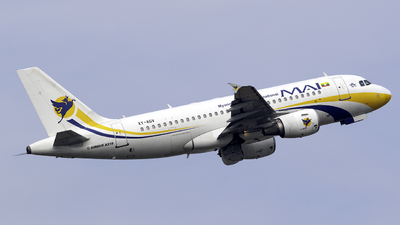XY-AGV - Airbus A319-111 - Myanmar Airways International (MAI)