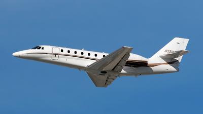 N138BG - Cessna 680 Citation Sovereign - Private