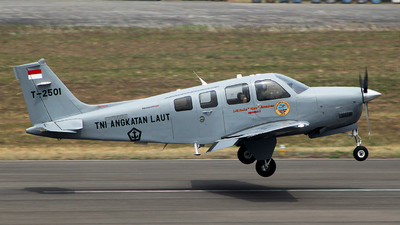 T-2501 - Beechcraft G36 Bonanza - Indonesia - Navy