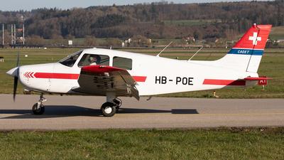A picture of HBPOE - Piper PA28161 - [2841296] - © Alexandre Fazan