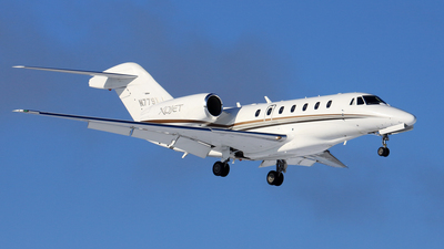 A picture of N779XJ - Cessna 750 Citation X - [7500279] - © Michael Durning