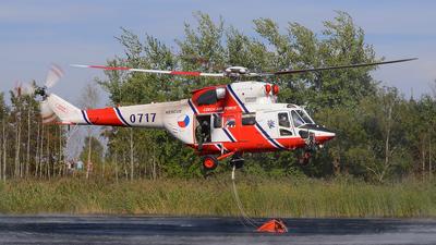 0717 - PZL-Swidnik W3 Sokol - Czech Republic - Air Force