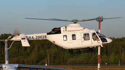 RA-20028 - Kazan Ansat - Russia - Ministry for Emergency Situations (MChS)