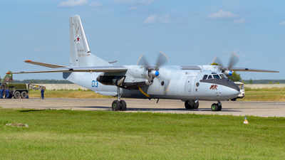 RF-36026 - Antonov An-26 - Russia - Air Force