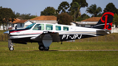 PT-JPJ - Beechcraft A36 Bonanza - Private